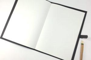 ノートカバー