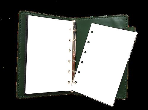 システム手帳,ポケットサイズ,ミニ6穴