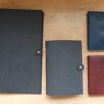 手帳のサイズとカタチの選び方