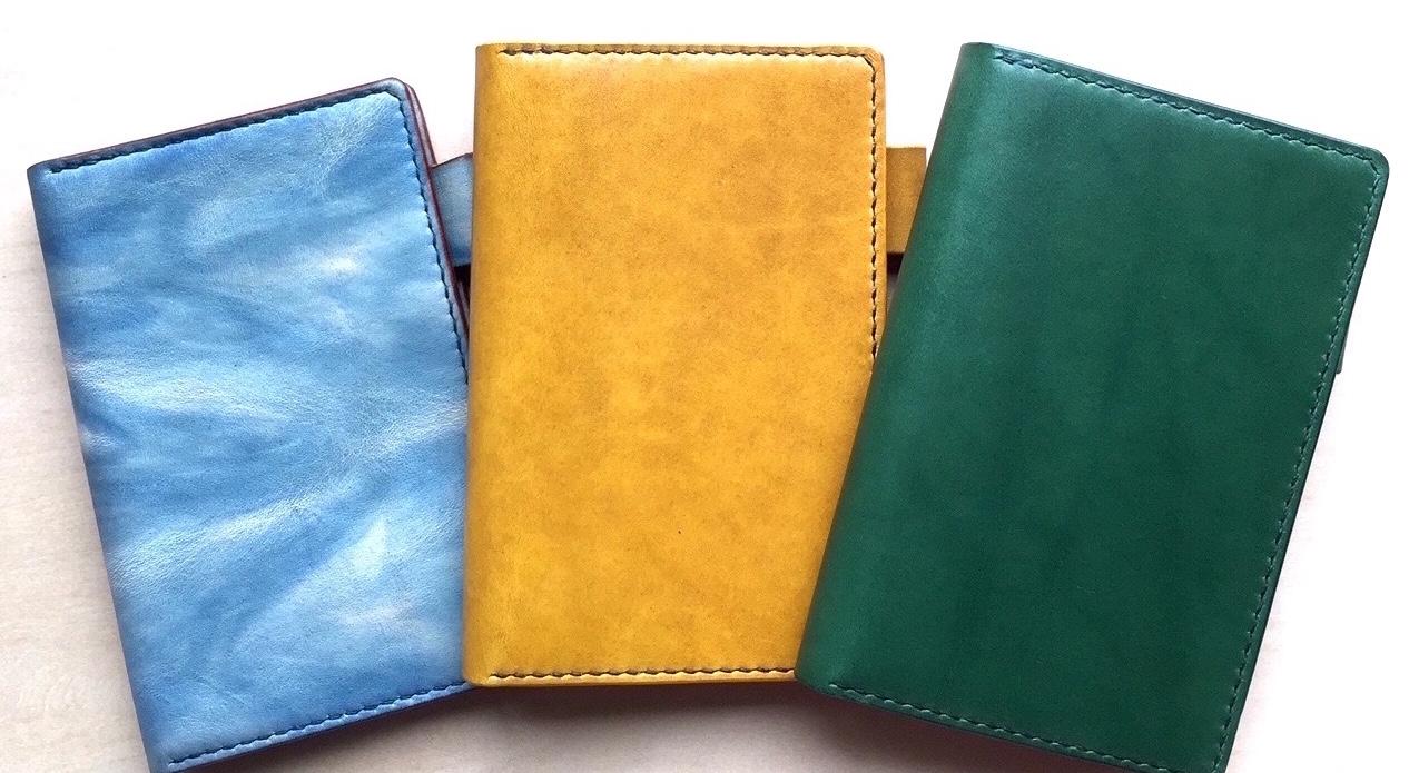 手帳,ポケットサイズ,ミニ6,革,レザー