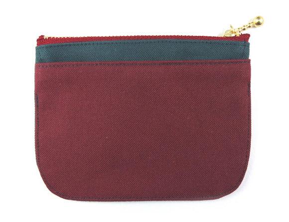 カラフルなミニ財布