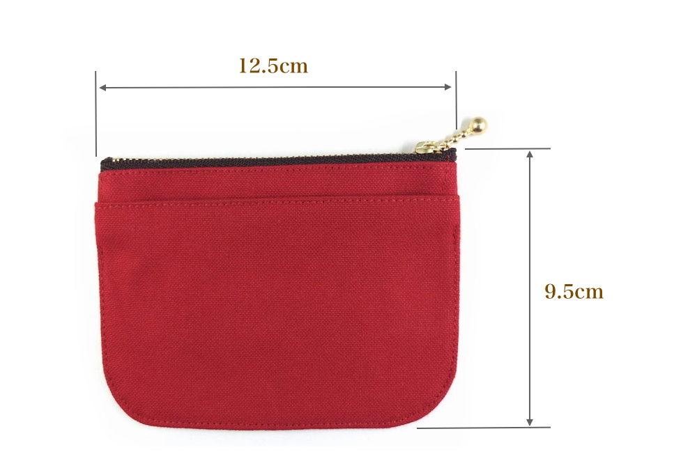 ミニ財布のサイズ