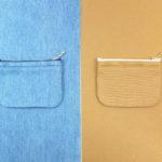 ミニ財布の紹介ページを作りました。