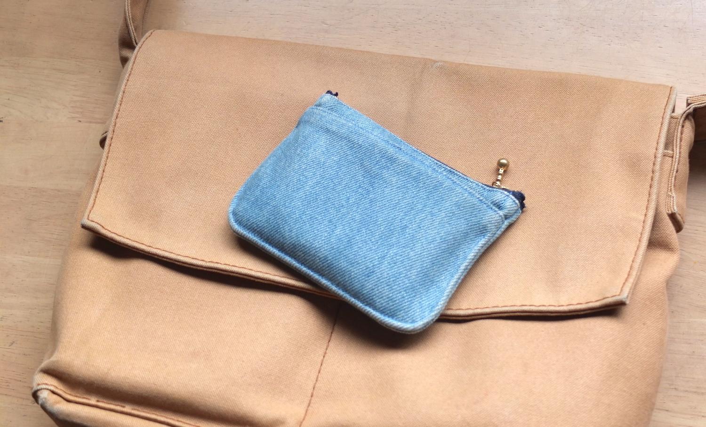気楽に使えるミニ財布