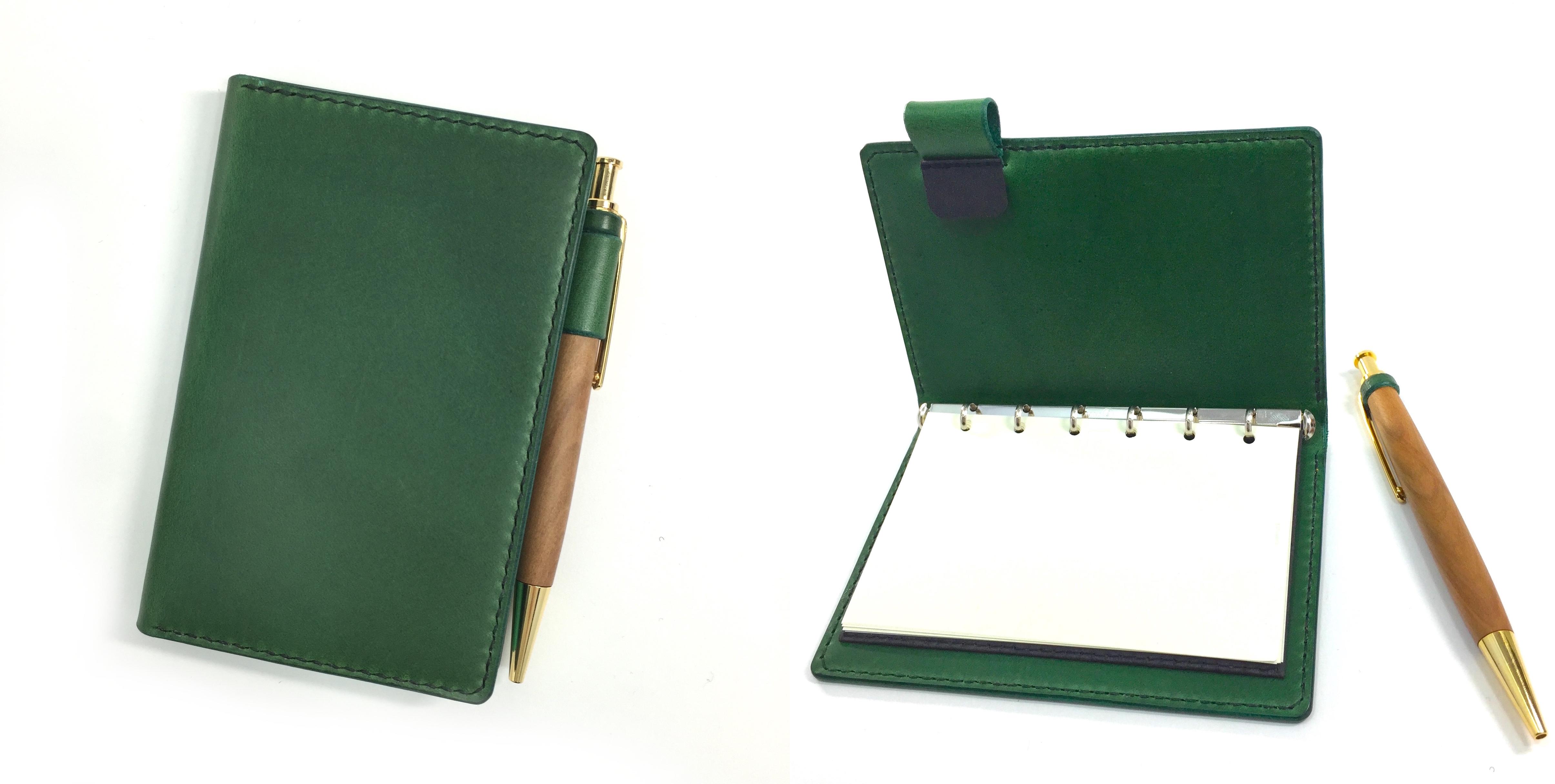 システム手帳ミニ6穴のデザイン