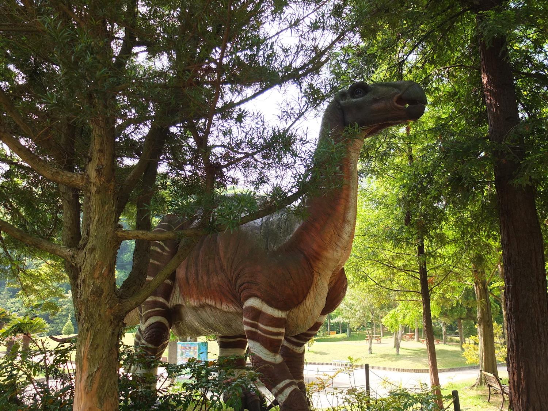 かさおかの恐竜公園