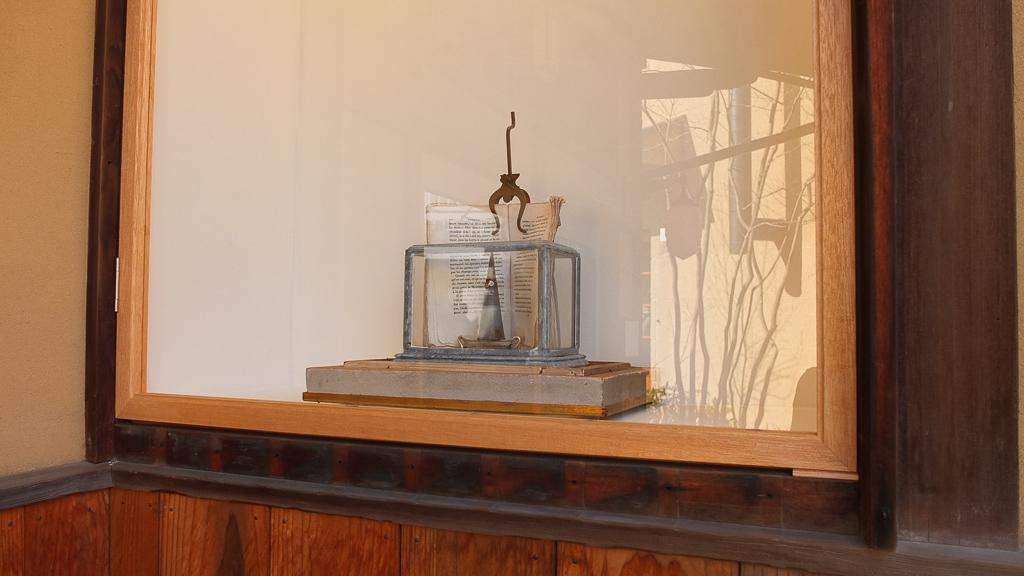 rosha deux(ロシャ ドゥ)の展示スペース