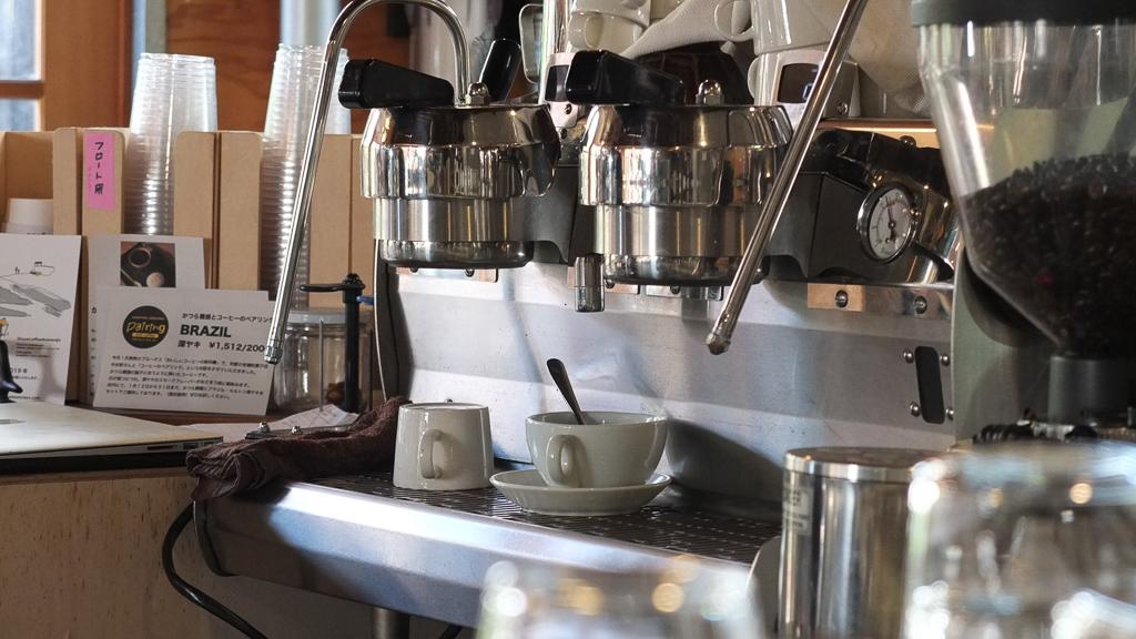 Cafe Gewa(カフェゲバ)のこだわりコーヒー